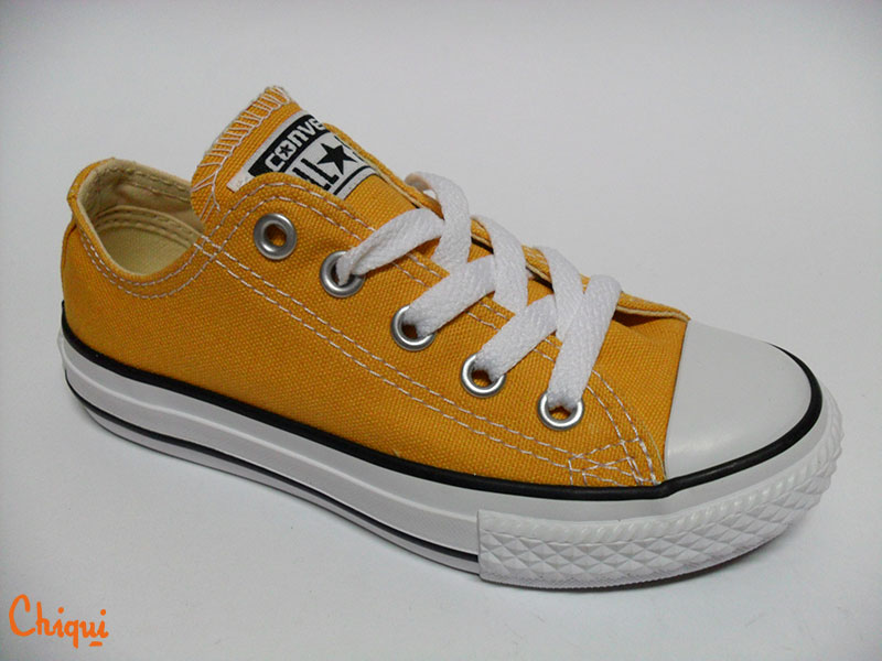 converse amarillo all star
