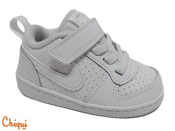 ZAPATILLAS BLANCAS - COURT BOROUGH LOW