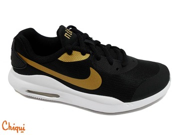 ZAPATILLAS NEGRAS AIR MAX OKETO