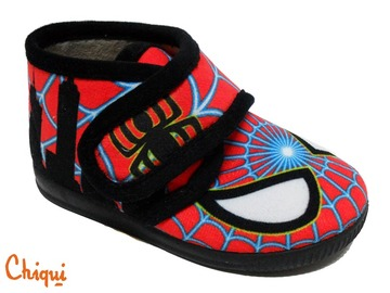 BOTA ZAPATILLA SPIDERMAN
