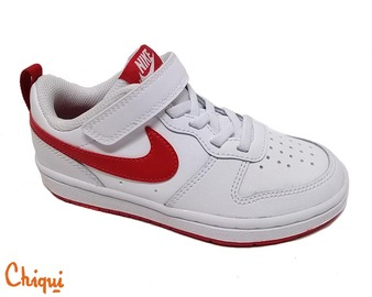 DEPORTIVAS COURT BOROUGHT BLANCAS Y ROJAS