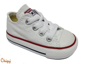 CONVERSE BLANCO - ALL STAR