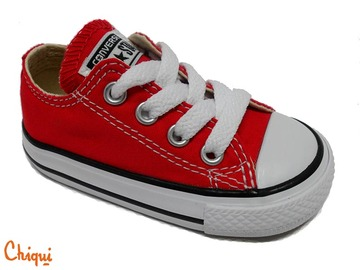 CONVERSE ROJO - ALL STAR
